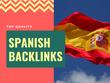 Publish 7 Articles in Top Spanish speaking sites