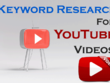 Do Keyword Research For Your Youtube Video