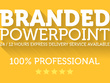 Create Branded PowerPoint Presentation
