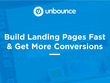 Build & Design Your Sales Page/Landing page in Unbounce