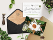 Design a bespoke digital email save-the-date or invitation