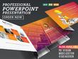 Design 12 impressive PowerPoint Presentation slides  + revisions
