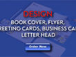 Design Flyer, Brochure, Business Card, T-Shirts ad Cover Designs