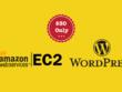 Configure WordPress on AWS (EC2) infrastructure