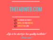 Publish a guest post on TheFabWeb - TheFabWeb.com - DA 47, PA 54