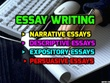 Write a top notch essay for you