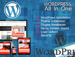 Install and setup your wordpress base site