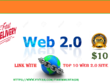 Create Web 2.0 Backlinks With High PR Site