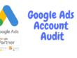 Audit your AdWords account