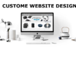 Design And Create Modern OnePager WebSite on WiX platform.