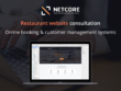 Restaurant website & software development consultation