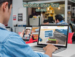 Find an ACTIONABLE user test of your website, webpage or apps