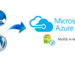 Migrate WordPress Or Drupal into Azure Cloud Web App with MySQL.