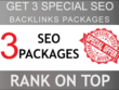 Give you 3 Special SEO Guest post Dofollow Backlink Packages