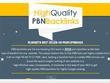Build 10 High PR PA DA TF CF 40+ to 15, PBN Backlinks - Homepage