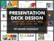 Design 10 slides editable powerpoint