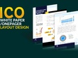 Design Attractive One pager ICO Whitepaper from your Whitepaper