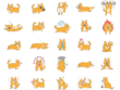 Design a Pack of 20 Stickers for iMessage, Line, or Android