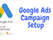 Setup a Google Ads campaign to help you increase conversions