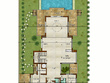 Provide architectural plan in 2D and 3D