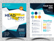 Design a flyer, leaflet or a poster with unlimited revisions