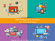 Best Budget SEO Package for Your Business
