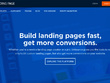 Design static and responsive  website landing page in 4 hours