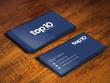 Create professional business card design asap