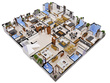 Create Axonometric 3D View Of Your Floor Plan