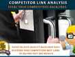 Competitor Link Analysis - Steal Competitors Backlinks