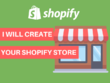 Setup Shopify Store