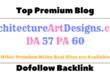Publish a Guest Post on ArchitectureArtDesigns.com - DA57, PA60