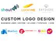 Design & produce a luxury professional logo