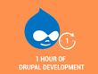 Do 1-hour Drupal Development