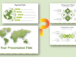 Create branded powerpoint presentation with unlimited revisions
