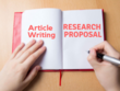 Professionally Help You In Writing Research Poposal