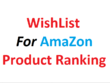 Create 1000 wishlist of amazon product