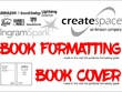 Do book formatting for createspace and ingramspark