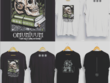 Create t-shirt designs, book covers, illustrations & characters,