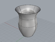 Prepare a 3D model suitable for 3D printing (STL file)