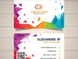 Design a professional Amazing Business Card In 24 hour