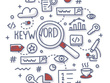 Do keyword research and update your blogs and website