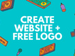 Create normal/e-commerce website + Free Logo in 5 days by expert