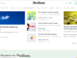 Publish Guest Post on Medium.com DA 74, PA 57 MEDIUM