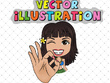 Vectorize Anything You Need In Vector Illustration