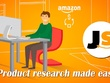Research Amazon UK product