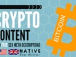 Write Cryptocurrency News Articles Yoast SEO Crypto Content