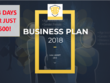 Full Business Plan, 5 Yr Financial Statements  & Marketing Plan