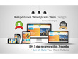 Provide 1hr customization to your WordPress based website