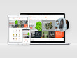Design pixel perfect responsive PSD mockup for your website